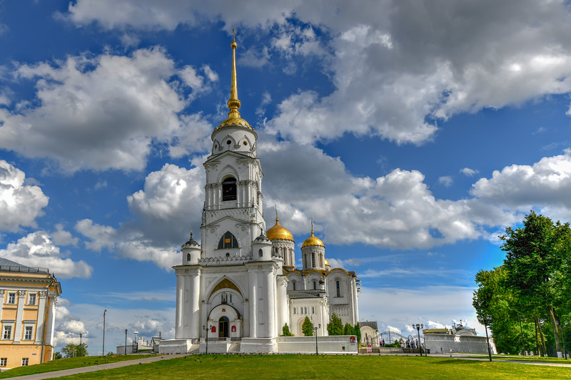 Uspenskiy Cathedral - Vladimir, Russia