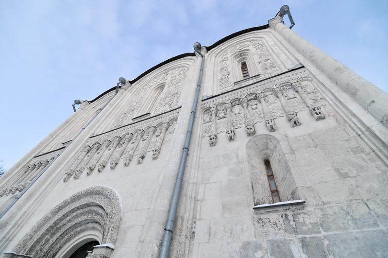 Cathedral of Saint Demetrius - Vladimir, Russia