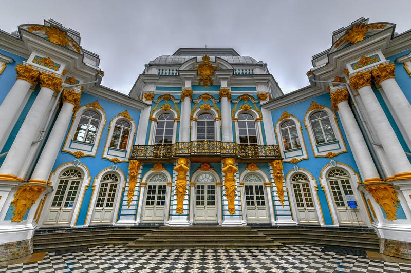 Hermitage Pavilion - Pushkin, Russia