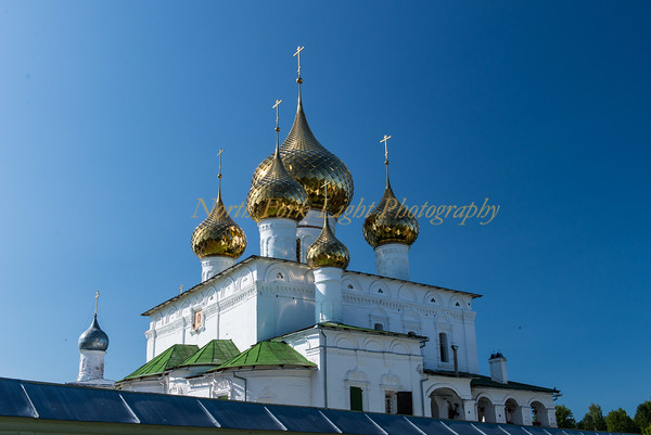Ressurection Monastery, Uglich