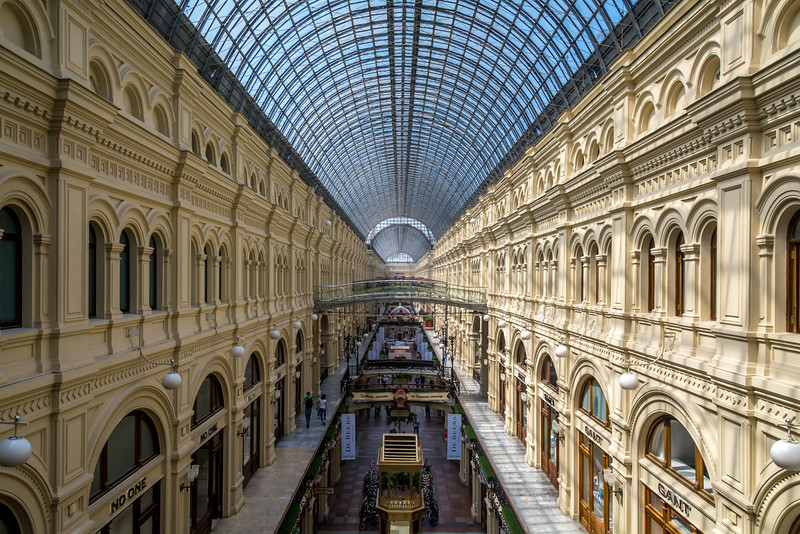 _D712141 Gum Department Store, Moscow