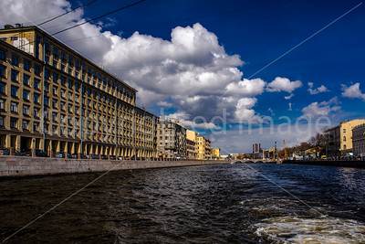Canal Cruise of St. Petersburg