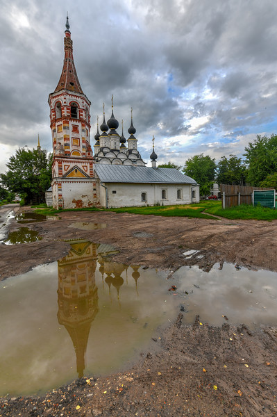 Antipievskaya Church - Suzdal, Russia