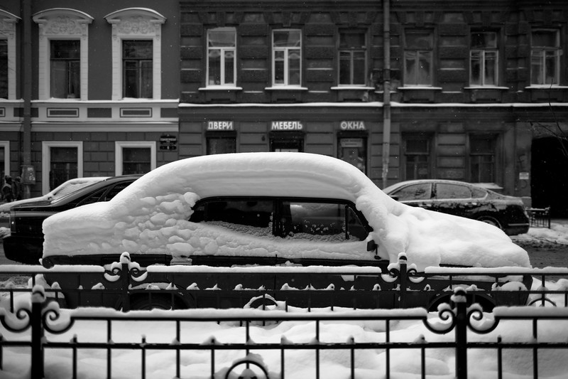 Scenes from Saint Petersburg, Russia.