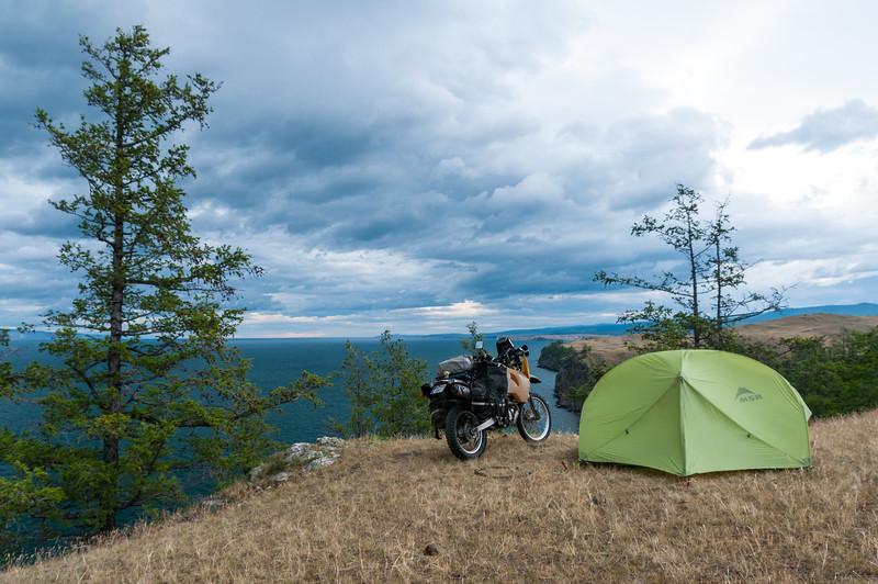 Olkhon Island bushcamp, Lake Baikal, Siberia - Russia