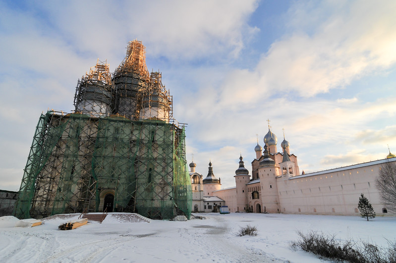 Orthodox Church of Rostov Kremlin