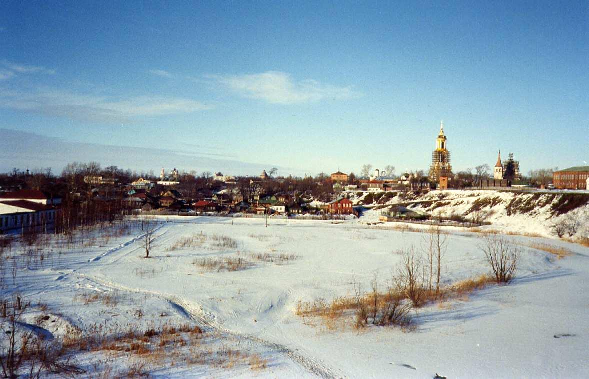 Vladimir, 1990