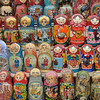 A variety of souvenir Babushka Dolls are available!<br /> September 22, 2011
