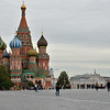 Cathedral of St Basil the Blessed in Red Square, Moscow.<br /> September 22, 2011