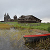 Landowner's house moved to Kizhi Island Outdoor Museum.