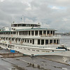 """Our boat, The Volga Dream, on the Neva River<br /> St. Petersburg.<br /> Our """"home"""" September 13-23, 2011 traveling the Rivers of Russia."""
