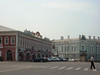 Uglich is a small town, and the center is very pleasant.