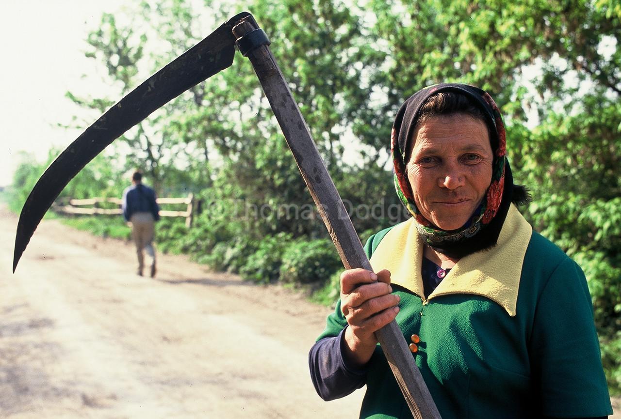 Farm Worker, Ukraine.