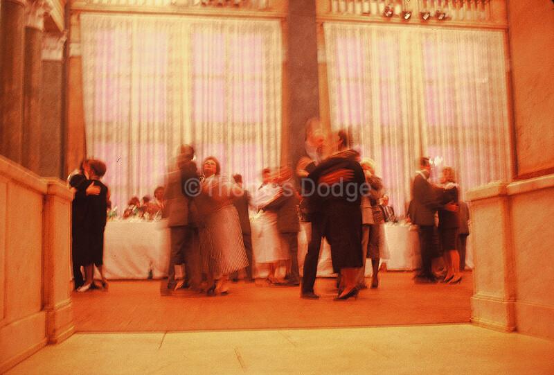 Wedding Dance, Hotel Moscow.