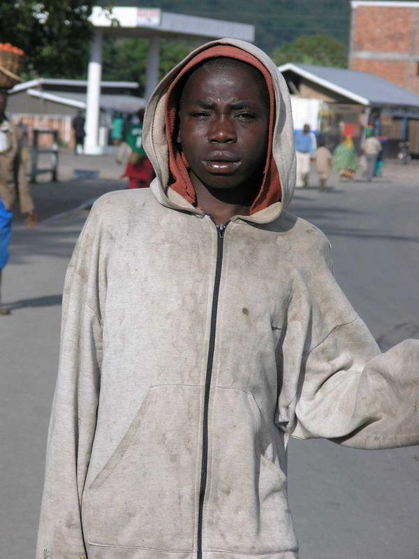 Rwandian hommie.