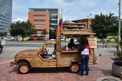 Bogota , Columbia ; Apr 2014