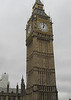 """Big Ben is the nickname for the great bell of the clock at the north end of the Palace of Westminster in London,[1] and often extended to refer to the clock and the clock tower.[2] The tower is now officially called the Elizabeth Tower, after being renamed in 2012 (from """"Clock Tower"""") to celebrate the Diamond Jubilee of Elizabeth II. The tower holds the largest four-faced chiming clock in the world and is the third-tallest free-standing clock tower.[3] The tower was completed in 1858 and had its 150th anniversary on 31 May 2009"""