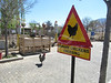 Why did the chicken cross the road?   Because there was a sign.<br /> Harrismith