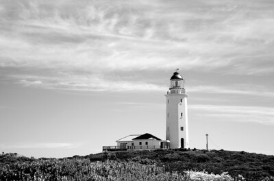 Danger Point lighthouse