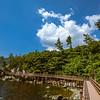 A scenic walking path. Okpo, S. Korea, Geoje Island