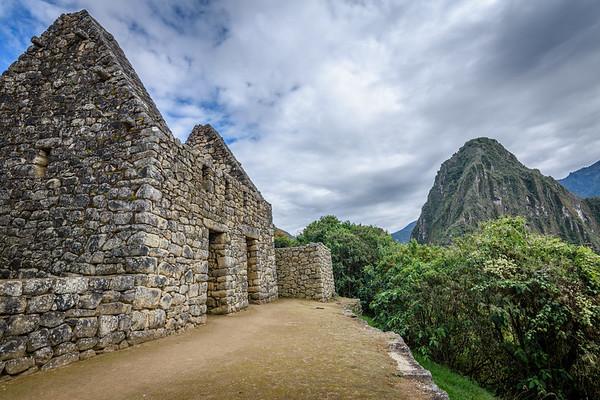 Machu Picchu detail #2