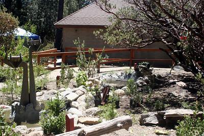 7/12/09 Visitor Center, Idyllwild County Park, San Jacinto Mountains, Riverside County