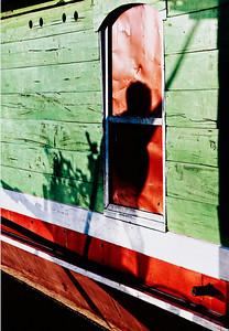 Laos_PakBang_Boatman_Sillhouette-8712