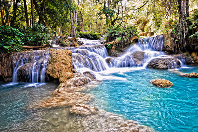 Laos_LuangPrabang_Kuang_Si_Lower_Falls-9936