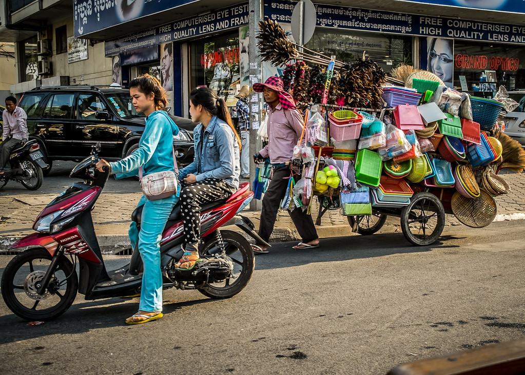 Life in Phnom Penh