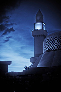 Mosque sunset-selenium--5182web800