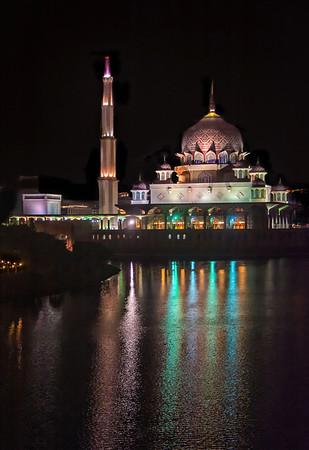 Putrajay, Malaysia - March 2013