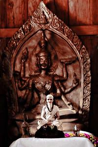 Chiang Rai Spirit Figurine, Thailand, Dec. 2006