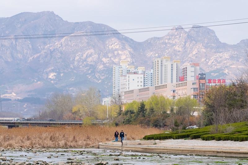 Huangjinhe River