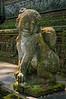 Statue at Monkey Forest near Ubud, Bali, Indonesia, June 2013. [Bali Ubud 2013-06 009 Indonesia_TC]