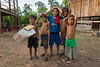 Friendly children in Cong Bir Village in Ratanakiri Province in northern Cambodia, May 2016. [Ratanakiri 2016-05 008 Cambodia]