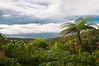 The view looking south towards the coast from Batukaru, Bali. January 2010. [Bali Batukaru 2010-01 027 Indonesia]