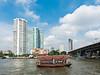 A cruise on the river in Bangkok, Thailand, October 2018. [Bangkok 2018-10 001 Thailand]