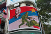 Signs of celebrating a 40 year victory, Ho Chi Minh City (Saigon), Vietnam, May 2015. [Ho Chi Minh City 2015-04 016 Vietnam]