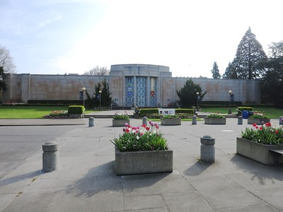 Asian Art Museum in Volunteer Park
