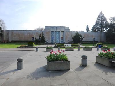 Asian Art Museum in Volunteer Park