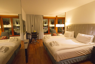Hilton Stockholm Twindouble room