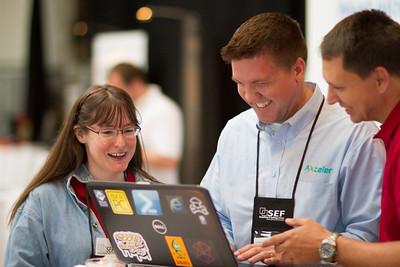 Recreating the Microsoft Stock Photo People