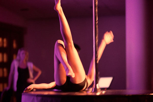 Pole Dancing Entertainment
