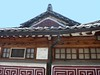 Roof and ridge detail