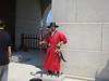 Royal Guard at Gyeongbokgung Palace, Gwanghwamun Gate