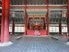 Inside the main throne hall