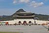 Gwanghwamun, the main entry gate