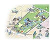 Gyeongbok Palace map