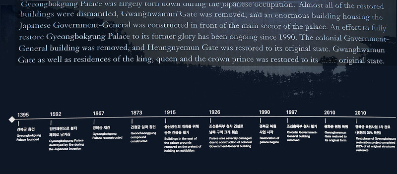 This gallery focuses on Gyeongbokgung Palace