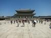South side of Geunjeongjeon, main throne hall of Gyeongbok Palace